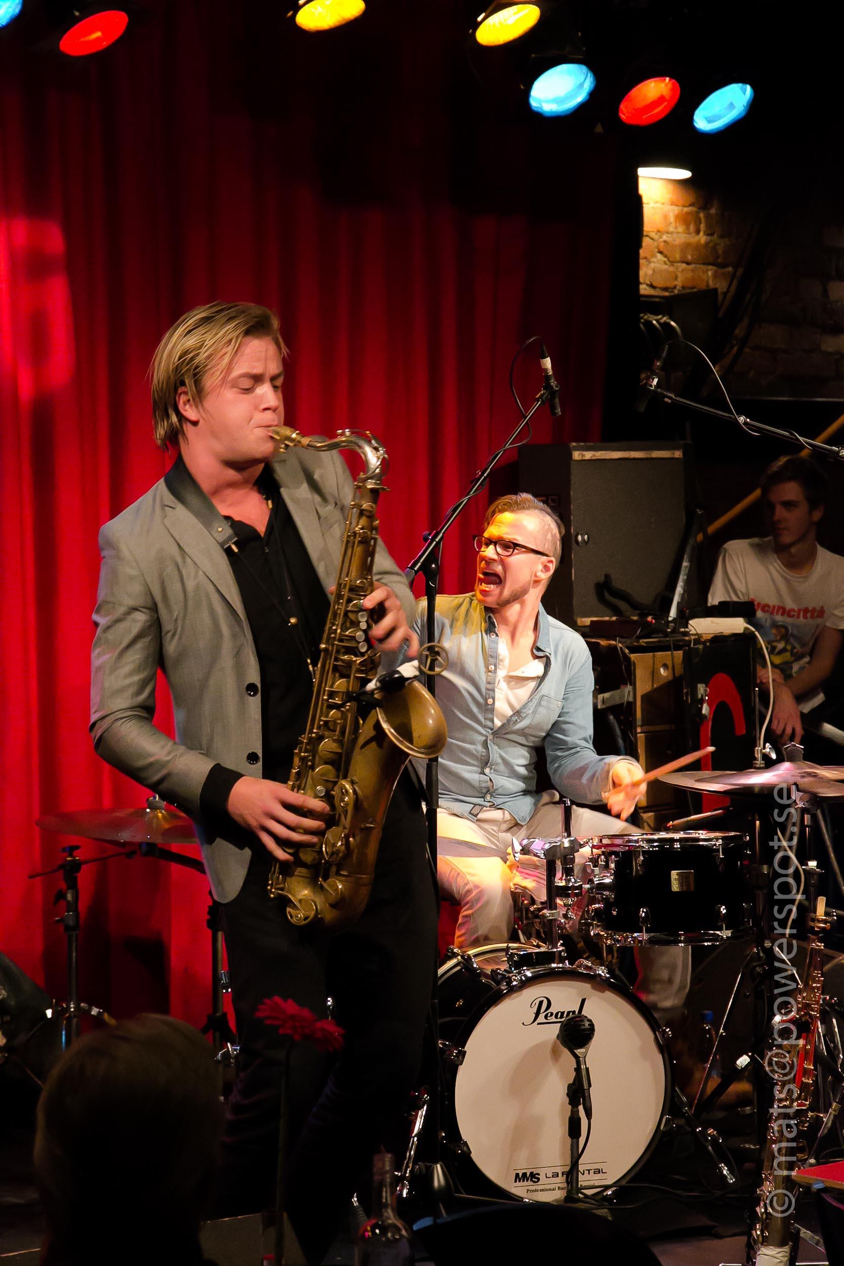 Sth Jazz: Marius Neset Golden Explosion