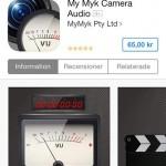 MyMykCamAudio