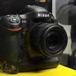 Nikon visar kommande flaggskeppet D4s på Ces