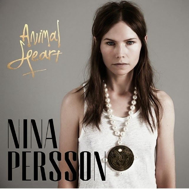 Nina Perssons 'Animal Heart' en trött svala