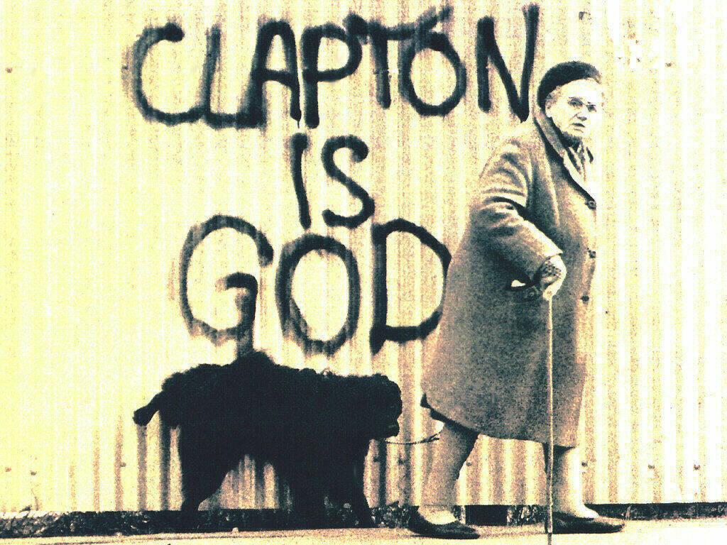 Claptons biografi: Ett förvånansvärt ensamt solo