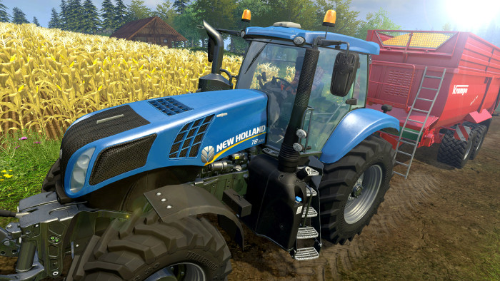 Digitalavgaser i nya Farming Simulator 15