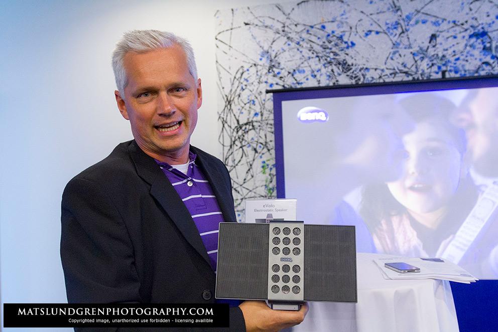 TechBrief Nordic 2014: mini-expo med konsumentelektronik