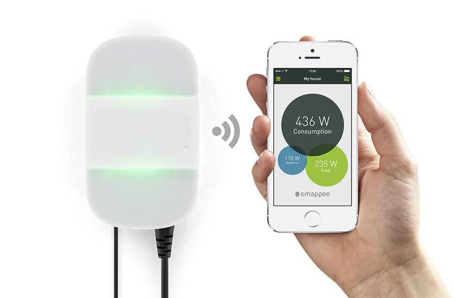 Smappee: en Shazam för elnätet skapar energisnåla och smarta hem