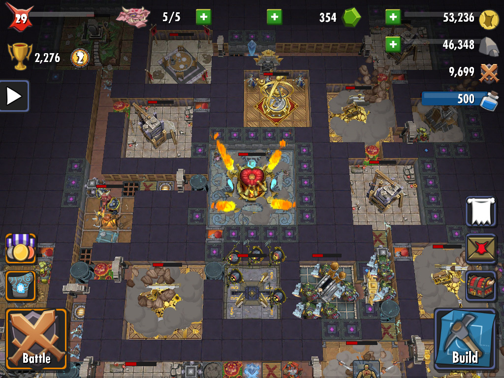 Recension: EAs girighet förstör nya Dungeon Keeper