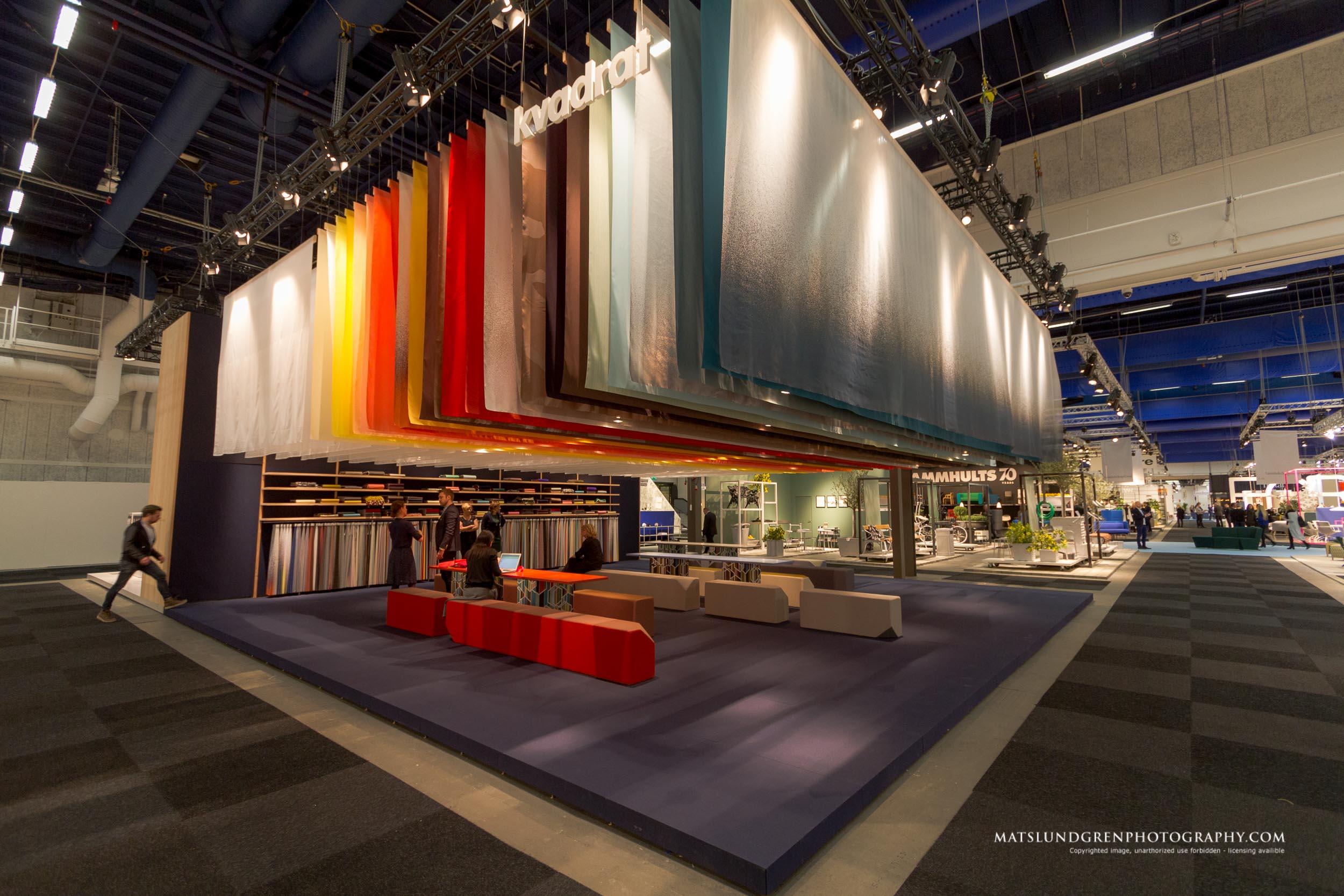 Härligt inspirerat på Stockholm Furniture & Light Fair 2015