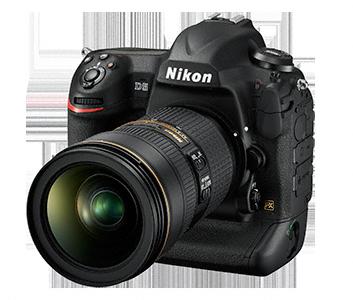 Nikon sjösätter nytt flaggskepp i D5