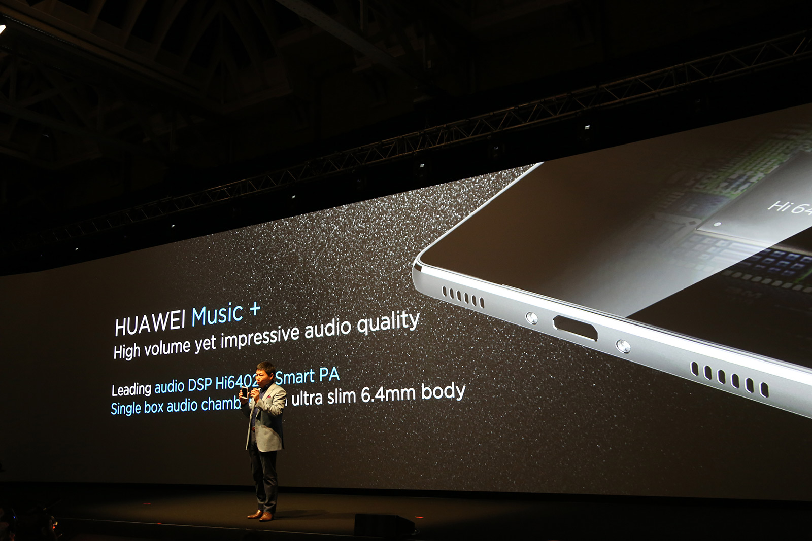 Huawei lanserar P8 – en finessrik utmanare