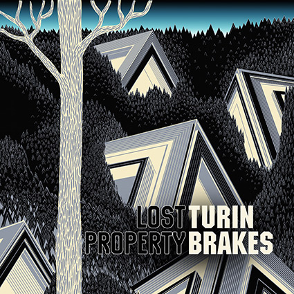 Turin Brakes 'Lost Property' recenseras - associationsrikt mellan pop och rock