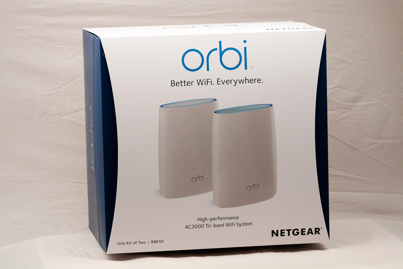 Test trådlös trippel: Toppbetyg för Netgears Orbi WiFi, Mimo-antenn och 4G LTE Modem