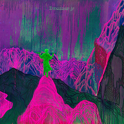 Dinosaur Jr 'Give a Glimpse of What Yer Not' recenseras - snärtigt vitalt