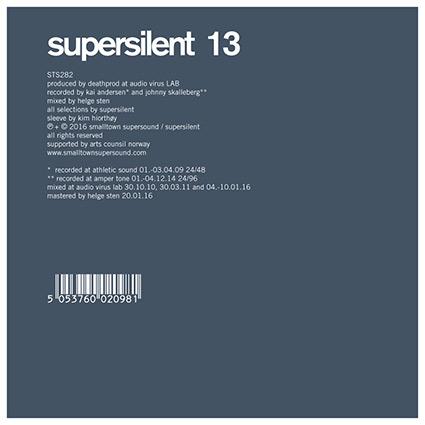 Supersilent '13' recenseras - bäst utan de aggressiva mötena