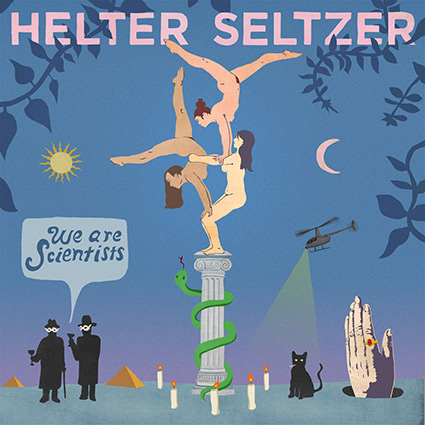 We Are Scientists 'Helter Seltzer' recenseras - klart hörvärd