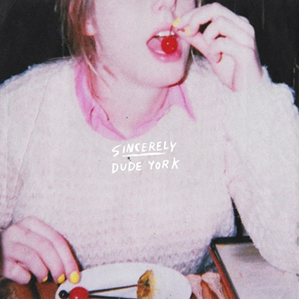 Dude York 'Sincerely' recenseras - låter bra och mycket
