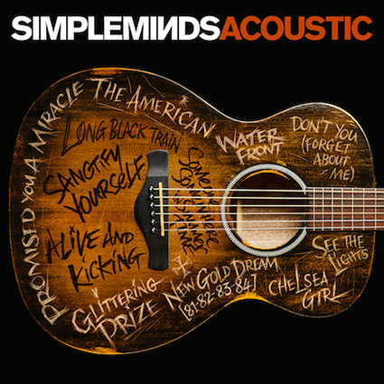 Simple Minds 'Acoustic' recenseras - besjälat i ny tappning