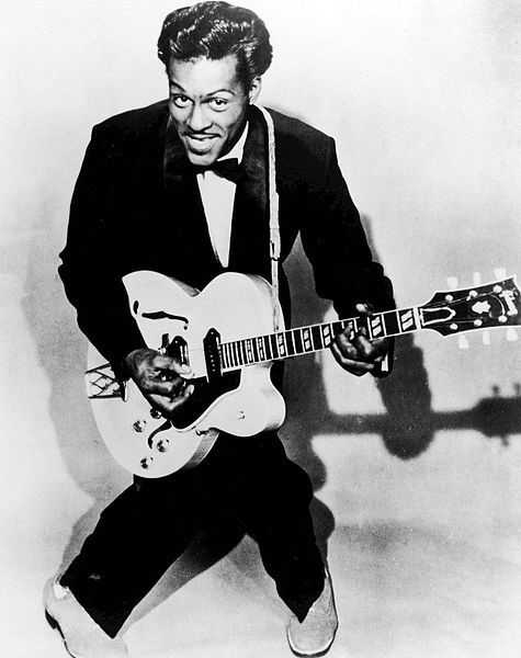 Chuck Berry R.I.P.