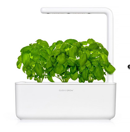Test: Click and Grow Smart Garden - åretruntodling för gröna stadsbor