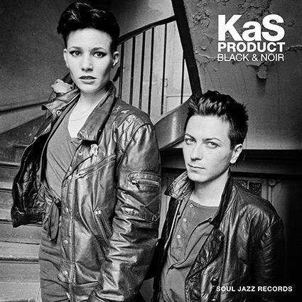 KaS Product 'Black & Noir' recenseras - fräscha 80-talspionjärer