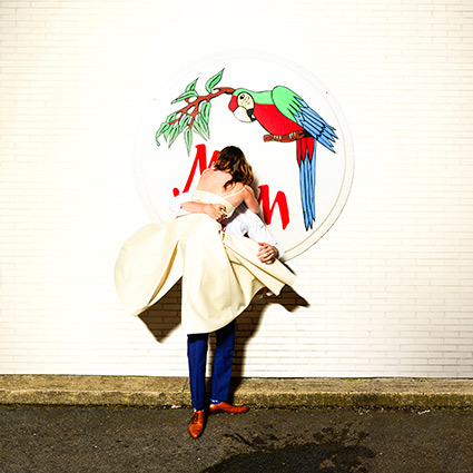 Sylvan Esso 'What Now' recenseras - finurlig pop med stort sväng