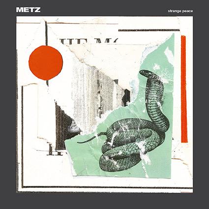METZ 'Strange Peace' recenseras - hårt egensinne signerat Steve Albini