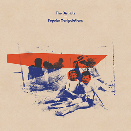 The Districts 'Popular Manipulations' recenseras - en oförutsägbar rökig vandring