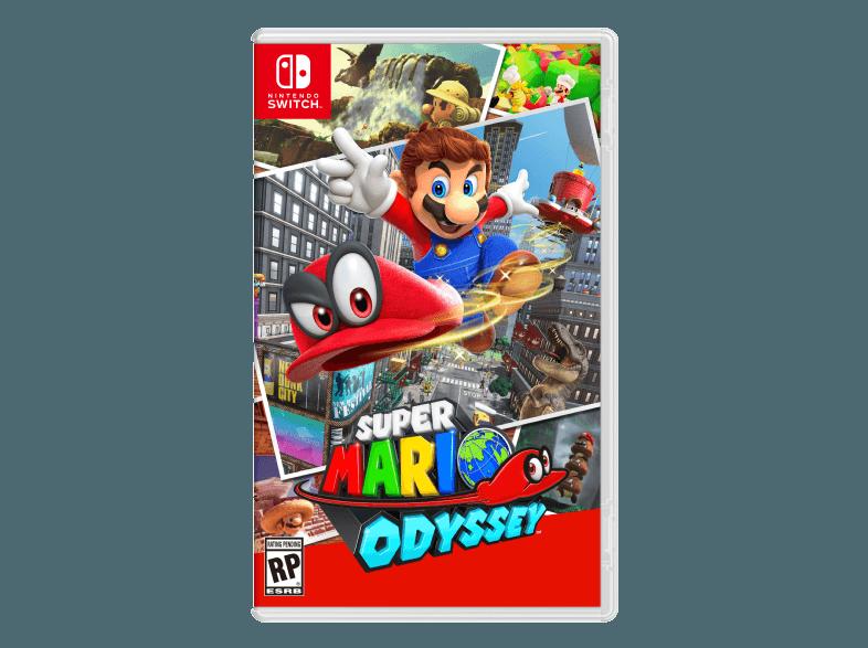 Recension: Super Mario Odyssey lekfullt toppspel