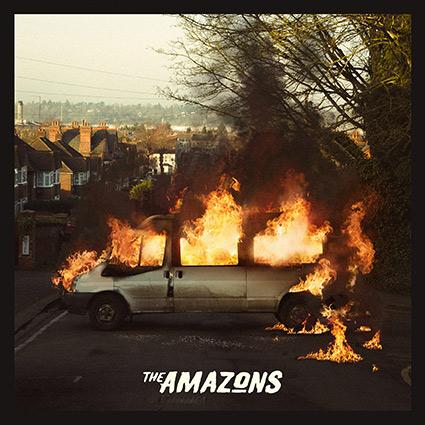 The Amazons 'The Amazons' recenseras - massiv ljudvägg och uttrycksfull röst