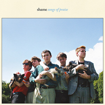 Shame 'Songs of Praise' recenseras - grym debut