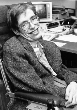 Stephen Hawkings R I P