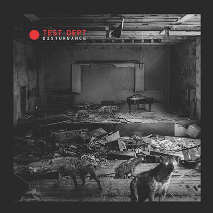 Test Dept 'Disturbance' recension – mycket ljud, fascination och integritet