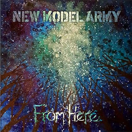 New Model Army recenseras - From Here är tolv låtar på väg mot något storstilat