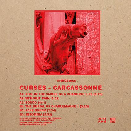 Curses 'Carcassonne' recenseras - Ibland mer funk än goth