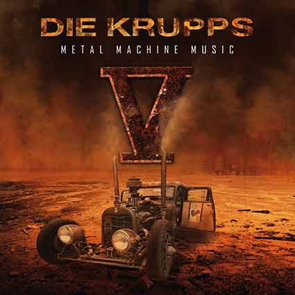 Månadens svartrock: Die Krupps 'V'