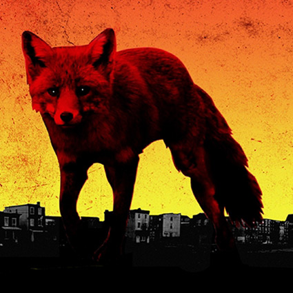 The Prodigy 'The Day Is My Enemy' taggig musik görs snyggt