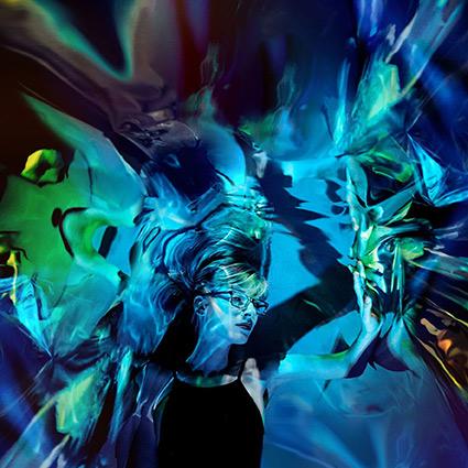 Kelly Moran 'Ultraviolet' fin tempelkänsla
