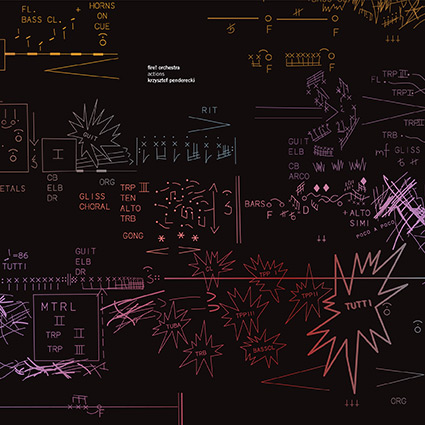 Fire! Orchestra 'Actions...' Pendereckis arrangerade kaos