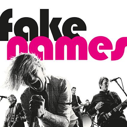 Fake Names debut mer rock än superpunk