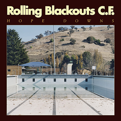 Rolling Blackouts C. F. 'Hope Downs' popkryddad rock
