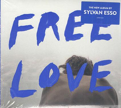 Sylvan Esso 'Free Love' Lekfull syntpop med fantastisk närvaro