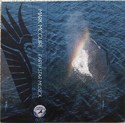 Mark McGuire 'Earth Star Musick' och 'Solo Guitar Vol. IV' Med gitarren som trollspö