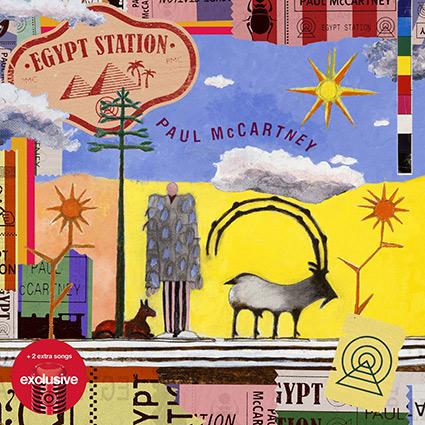 Paul McCartney lätt vilsen på nya 'Egypt Station'