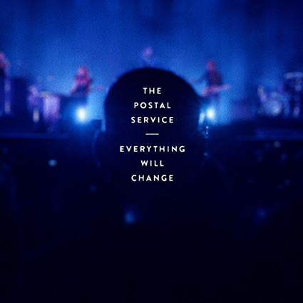 The Postal Service 'Everything Will Change' Ett strålande eftermäle