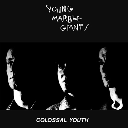 Young Marble Giants 'Colossal Youth' firar 40 med specialutgåva