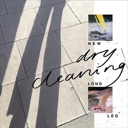 Dry Cleaning 'New Long Leg' imponerande debut med egensinnig rock